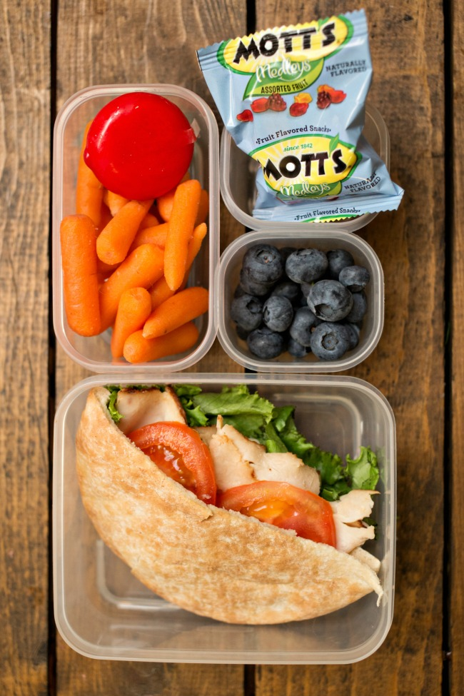 These Easy Lunchbox Ideas are great ideas to add to your school lunch menu!