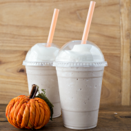 Pumpkin Spice Frosted Coffee