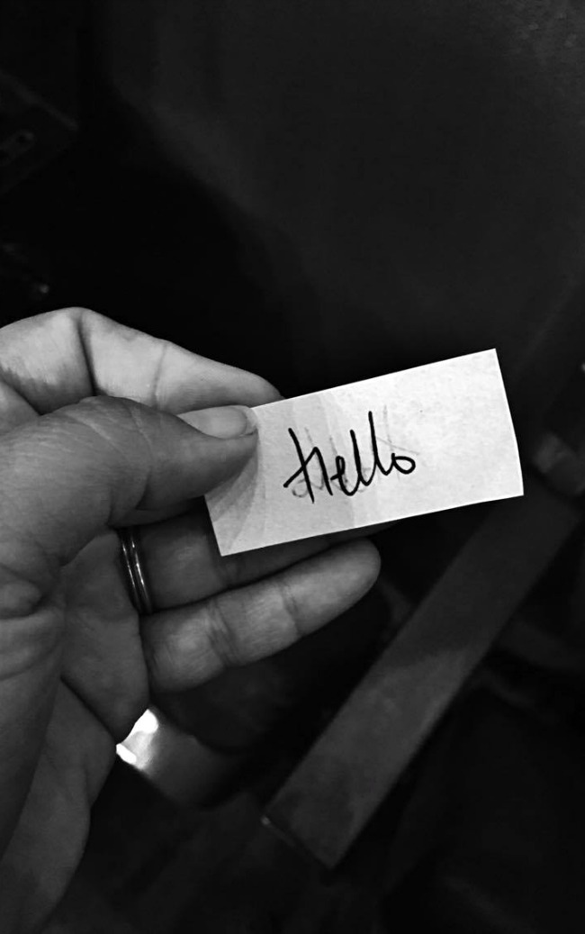 hello: a first-hand account of an Adele concert