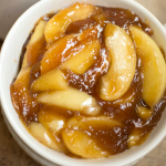 Easy Crock Pot Fried Apples