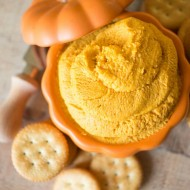 Easy Pumpkin Hummus