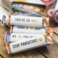 Quaker Chewy Granola Bars and Printable Lunchbox Notes