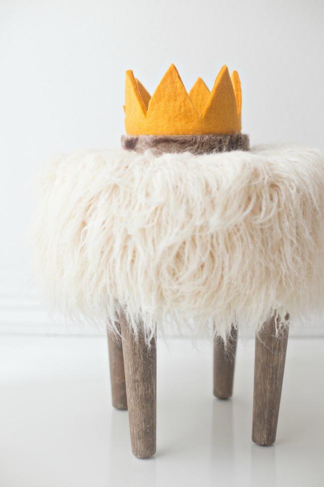 This DIY Where the Wild Things Are Costume is adorable, easy and no-sew! Make it for a fraction of the cost of a commercial costume with supplies from Michaels Stores.