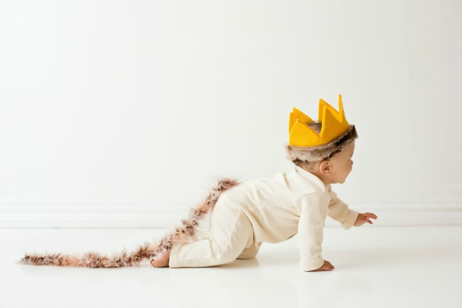 Where the Wild Things are Infant Costume by Kimberly Sneed