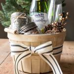 Sparkling Gift Basket Ideas