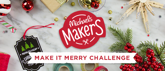 Make it Merry with Michaels Stores!
