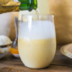 Creamsicle Mimosa Floats