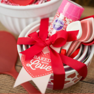 Baked with Love Gift Basket