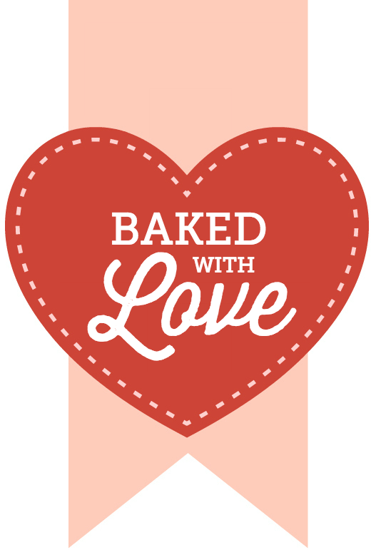 baked with love gift tag a night owl blog