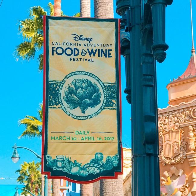 10 Reasons to go to the Disney California Adventure Food & Wine Festival!