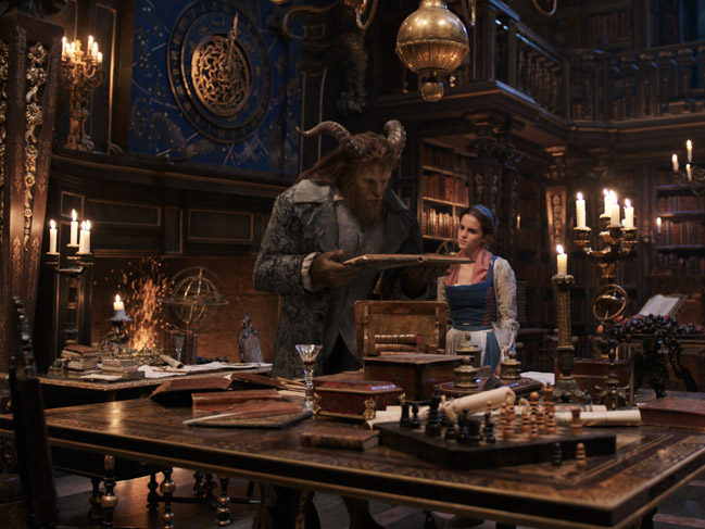 Get a Sneak Peek without spoilers and discover 10 Reasons to See Disney's Beauty and the Beast!