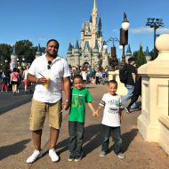 Thoughts and experiences visiting The Walt Disney World Theme Parks with young kids and our tips for navigating and making the most of your trip!