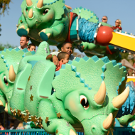 Family Friendly Rides at Walt Disney World® Resort