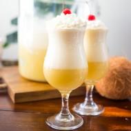 Piña Colada Rum Punch