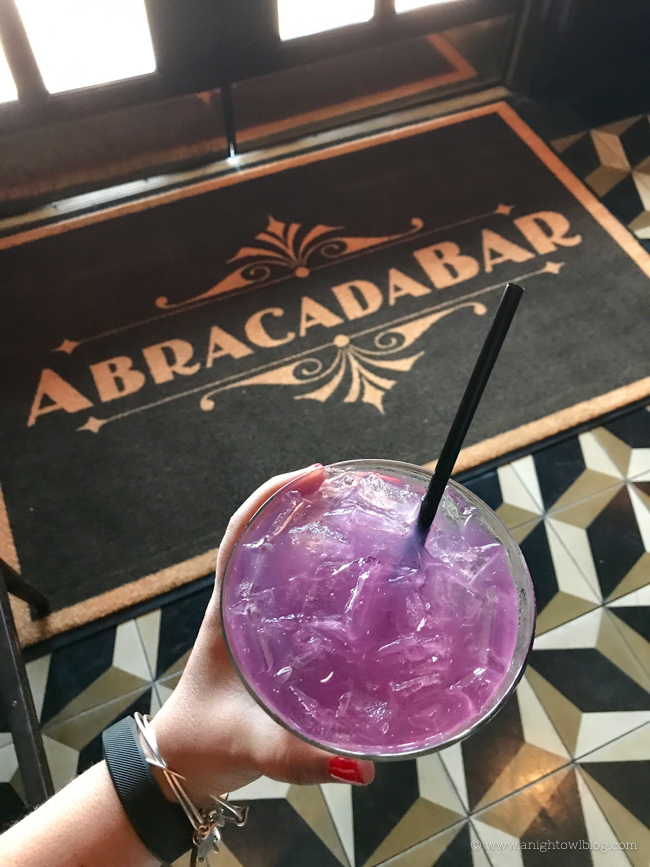 The Conjurita from AbracadaBar, Disney's BoardWalk