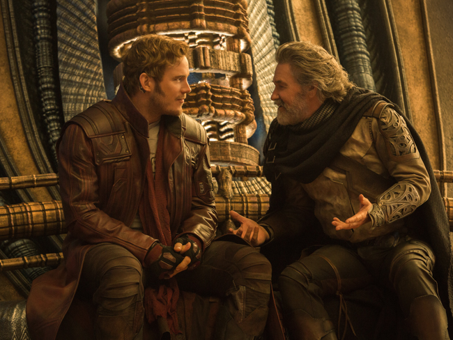 From comedy to cinematography, check out our top 10 Reasons to see Guardians of the Galaxy Vol. 2!
