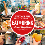 50+ of the Best Things to Eat and Drink at Walt Disney World