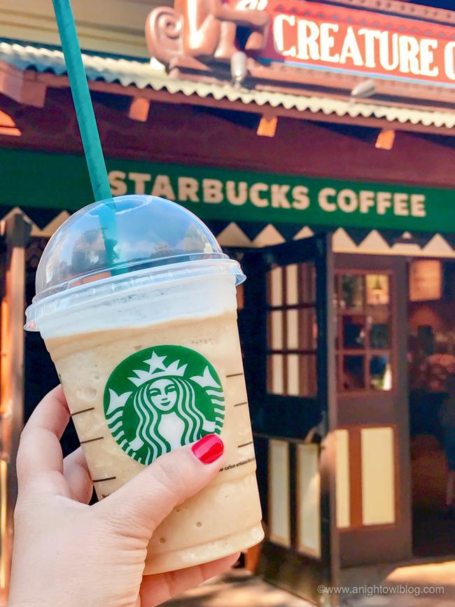 Starbucks from Creature Comforts, Animal Kingdom
