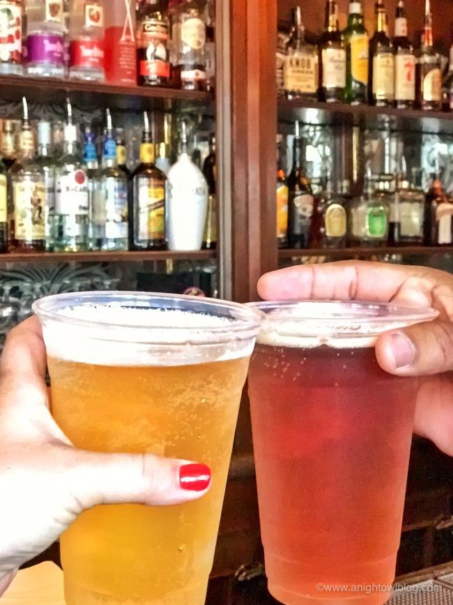 Pub Blends from Rose & Crown Dining Room, United Kingdom Pavilion at Epcot World Showcase