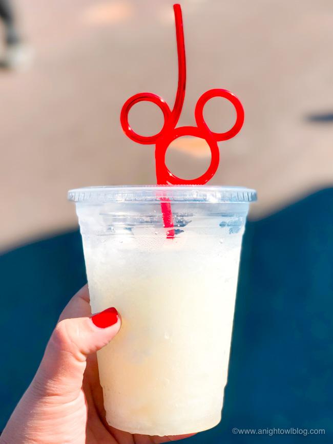 Minute Maid® Frozen Lemonade Slushy from Westward Ho, Magic Kingdom