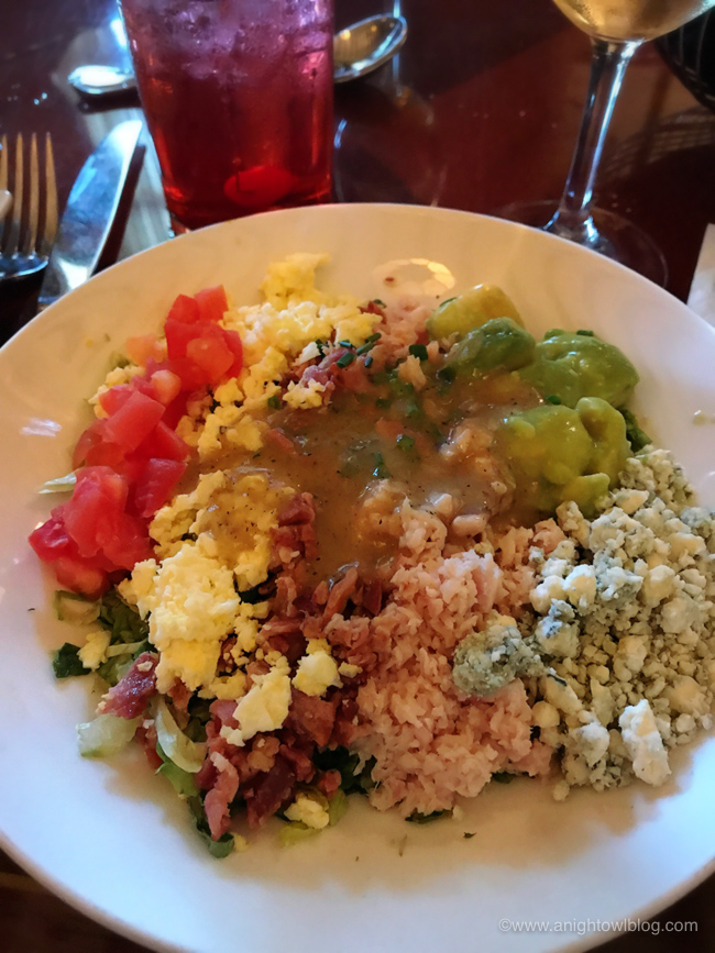 Our Famous Cobb Salad from The Hollywood Brown Derby, Hollywood Studios
