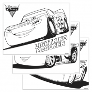 Disney Pixar Cars 3 Coloring Pages