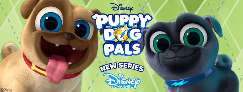 Disney Junior Puppy Dog Pals