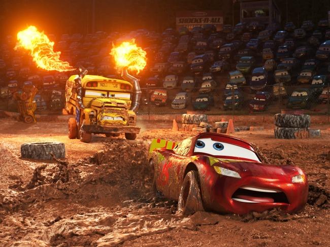 Disney Pixar Cars 3 Thunder Hollow