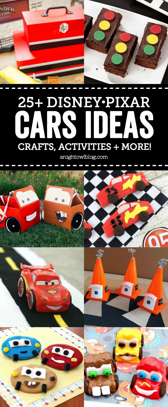 excited for disneypixars cars 3 keep your kids busy having fun all summer - Disney Cars Activities