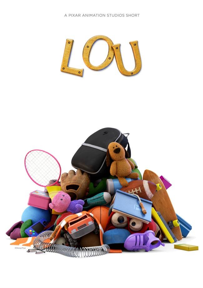 LOU - Pixar Animation/Short