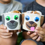 Puppy Dog Pals Puppy Chow Snack Mix
