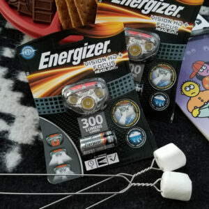 Squeeze the fun out of the final days of summer with a little Backyard Camping with the help of Energizer!