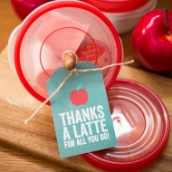 Thanks a Latte Teacher Gift Feature