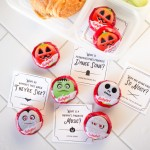 Halloween Lunch Box Jokes with Mini Babybel®