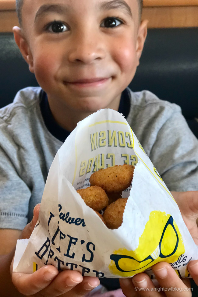 Celebrate National Cheese Curd Day with Culver's Sunday, October 15th!