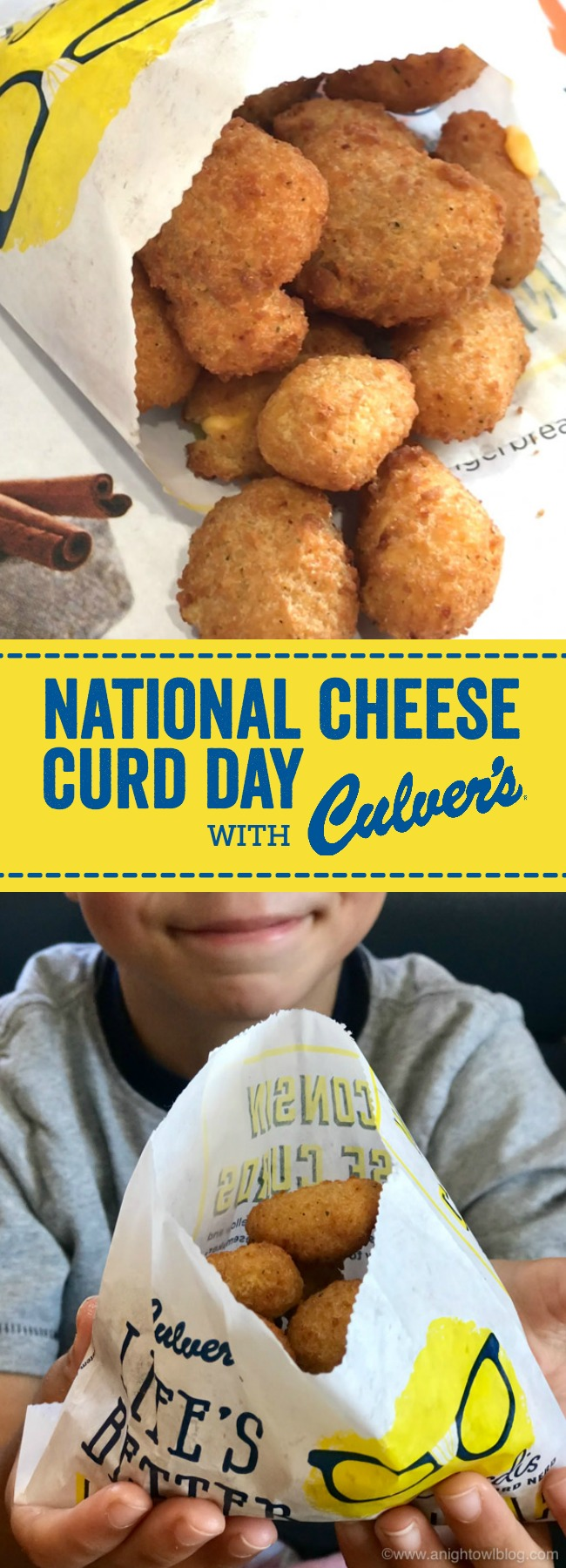 Culvers National Cheese Curd Day