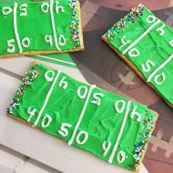 Football Stadium Graham Cracker Treats