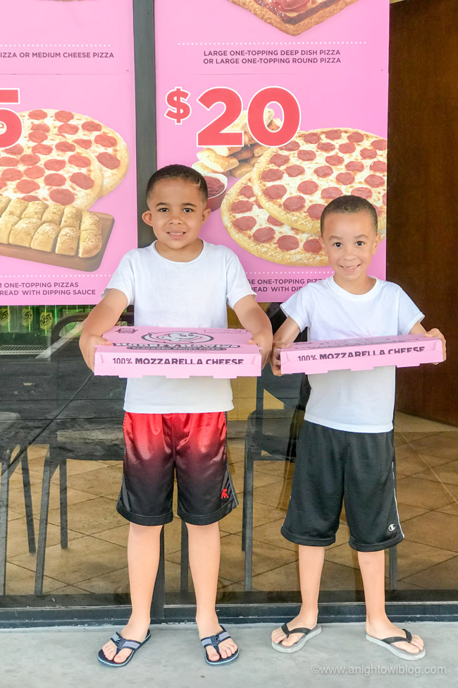 Love, Hope and Pizza with Hungry Howie's-2