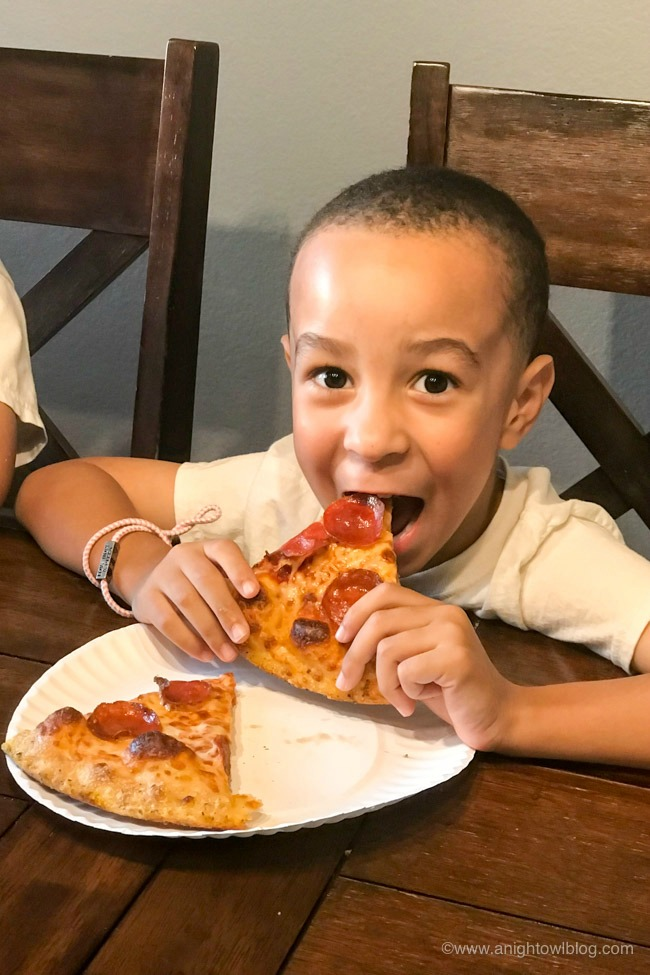 Love, Hope and Pizza with Hungry Howie's-5