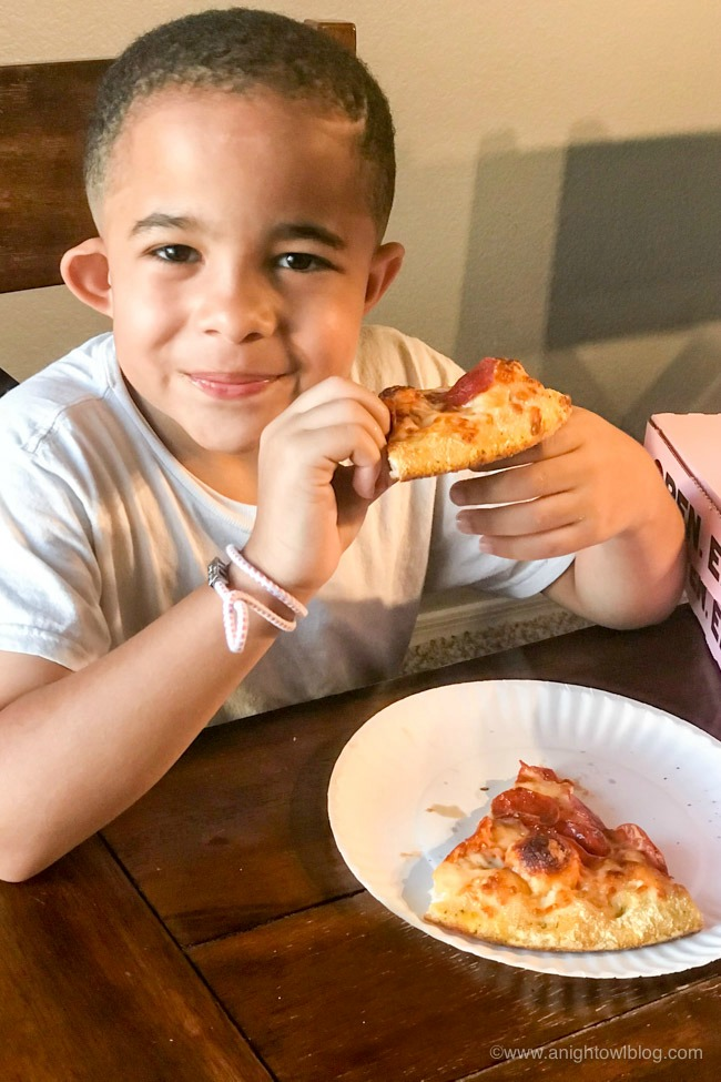 Love, Hope and Pizza with Hungry Howie's-6