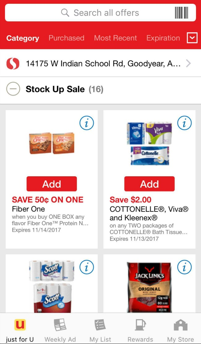 Safeway Stock Up Sale-5