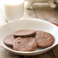 All the sweet and spicy taste you remember as a kid in one easy, homemade Gingersnap Cookie recipe.