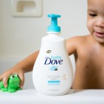 5 Tips for Better Baths with Baby Dove