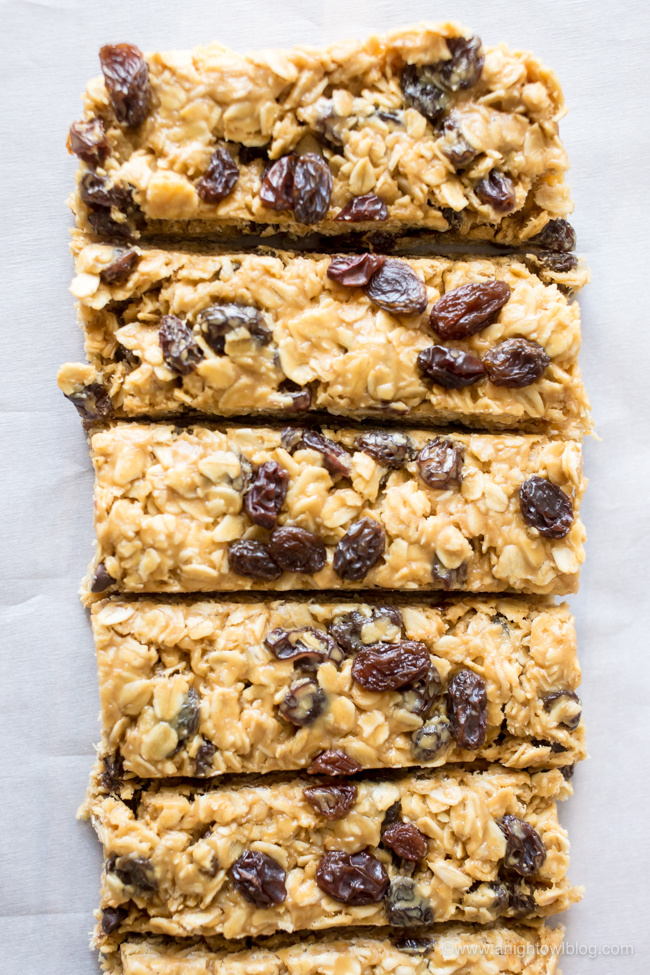 Get on the road to better snacking with these No Bake Homemade Organic Granola Bars made with O Organics® from Albertsons and Safeway stores.