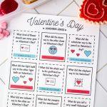 Valentine's Day Lunch Box Jokes