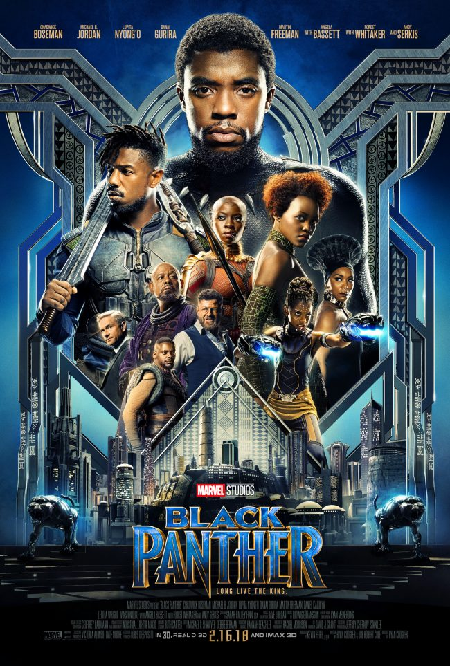 From the Dora Milaje to Wakanda, discover 10 Reasons to See Black Panther.