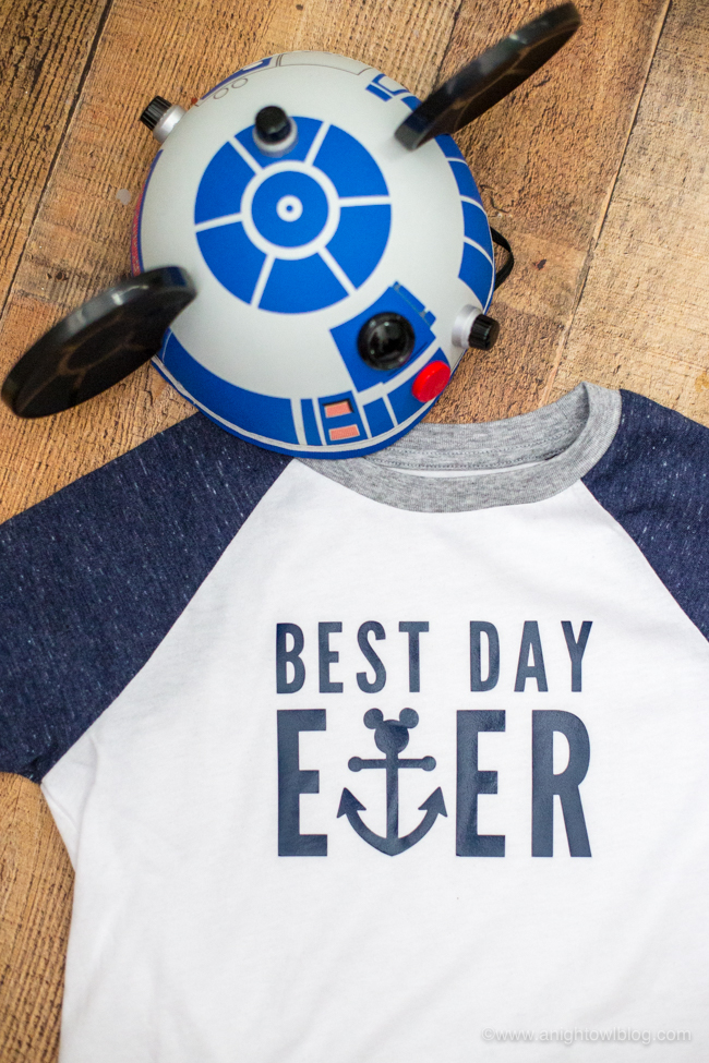 Diy Disney Cruise Best Day Ever T Shirt A Night Owl Blog