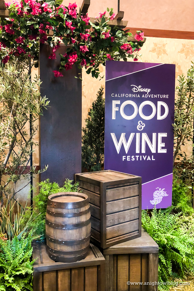 Disney California Adventure Food and Wine Festival Media Preview Event #DisneyCaliforniaFoodandWine #Disneyland