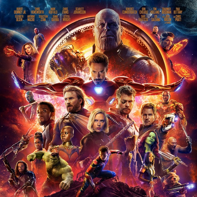 From the ultimate villain Thanos to the epic team ups in the film, check out our top 10 Reasons to See Avengers Infinity War.#Marvel #Avengers #InfinitiWary