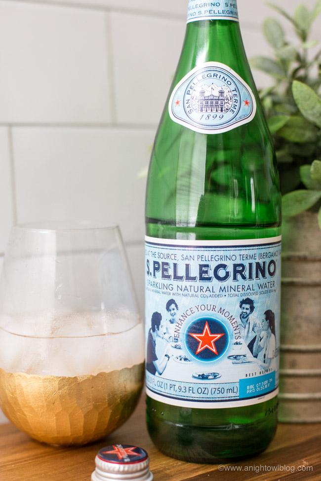 S.Pellegrino® Sparkling Water